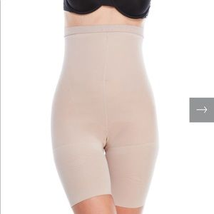 SPANX Higher Power Mid Thigh Shaper